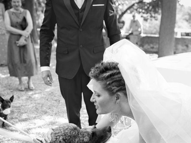 Il matrimonio di Lapo e Valentina a Fiesole, Firenze 74