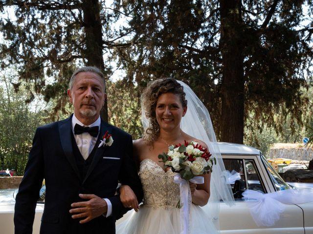Il matrimonio di Lapo e Valentina a Fiesole, Firenze 76
