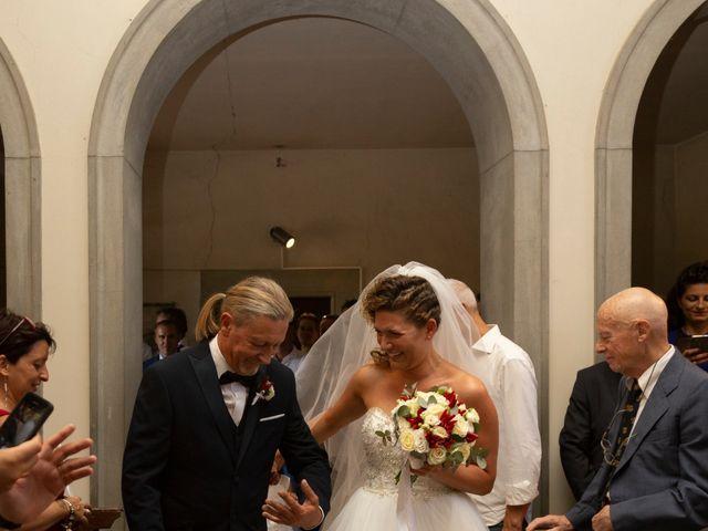 Il matrimonio di Lapo e Valentina a Fiesole, Firenze 77