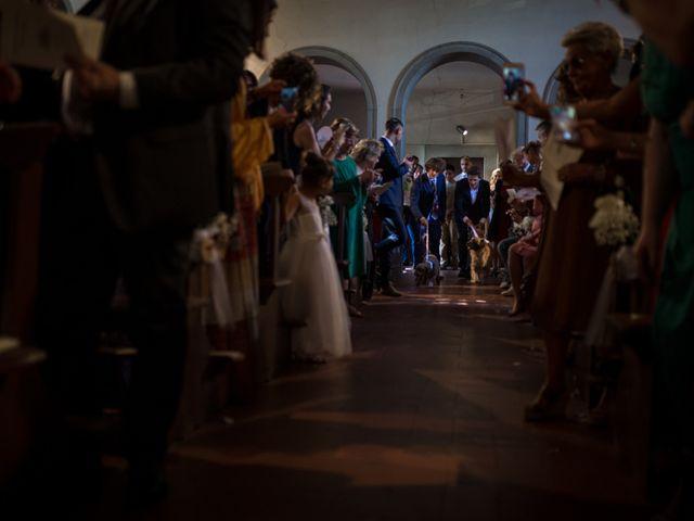 Il matrimonio di Lapo e Valentina a Fiesole, Firenze 84