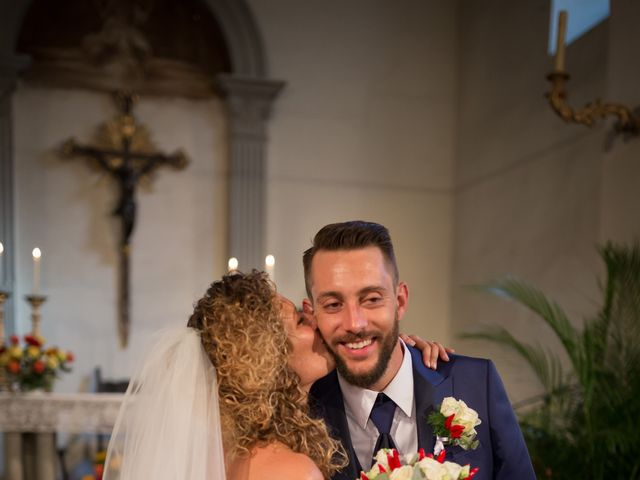 Il matrimonio di Lapo e Valentina a Fiesole, Firenze 96