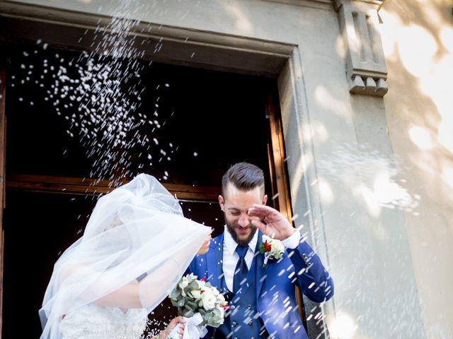 Il matrimonio di Lapo e Valentina a Fiesole, Firenze 98