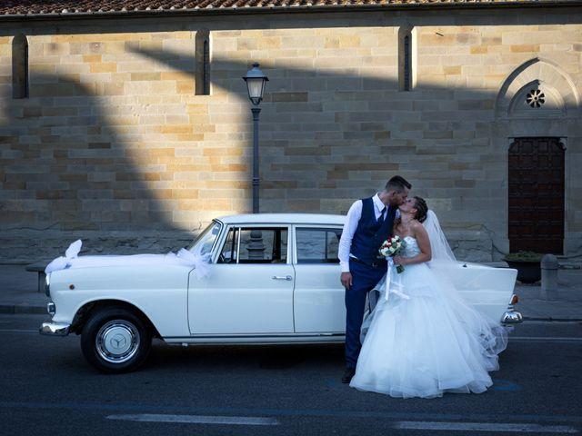Il matrimonio di Lapo e Valentina a Fiesole, Firenze 103