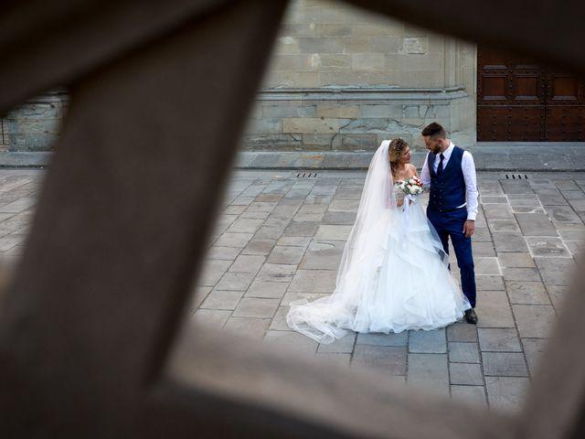 Il matrimonio di Lapo e Valentina a Fiesole, Firenze 106