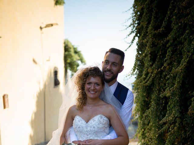 Il matrimonio di Lapo e Valentina a Fiesole, Firenze 112