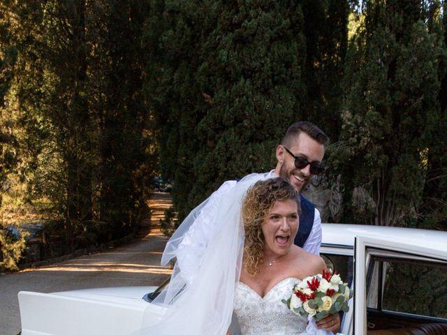 Il matrimonio di Lapo e Valentina a Fiesole, Firenze 115