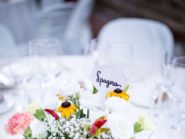 Il matrimonio di Lapo e Valentina a Fiesole, Firenze 117