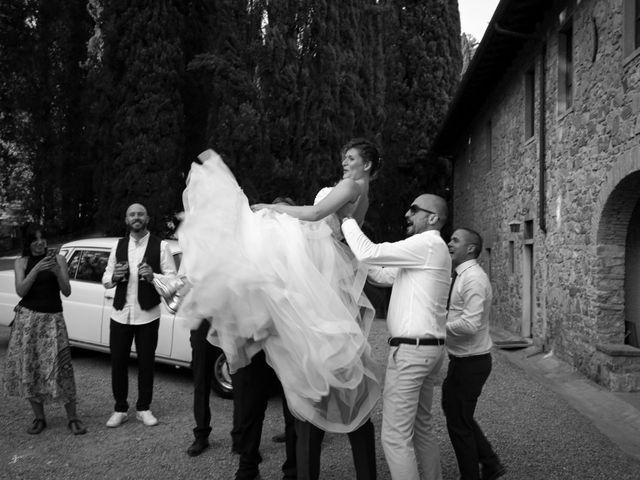 Il matrimonio di Lapo e Valentina a Fiesole, Firenze 121