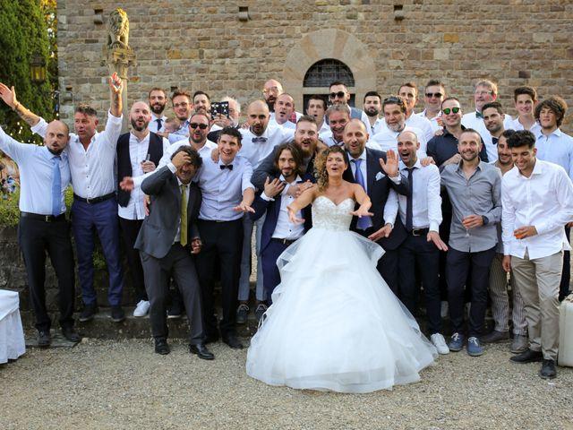 Il matrimonio di Lapo e Valentina a Fiesole, Firenze 122