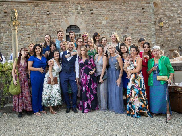 Il matrimonio di Lapo e Valentina a Fiesole, Firenze 123