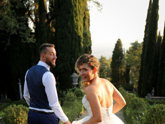 Il matrimonio di Lapo e Valentina a Fiesole, Firenze 125