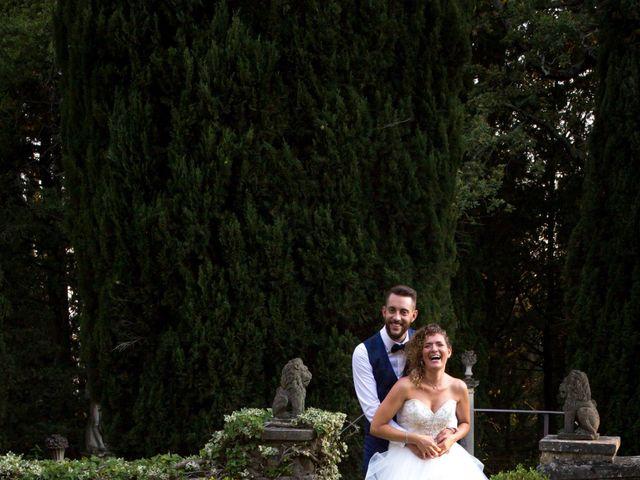 Il matrimonio di Lapo e Valentina a Fiesole, Firenze 127