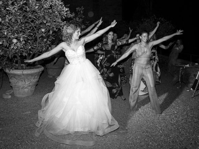 Il matrimonio di Lapo e Valentina a Fiesole, Firenze 132