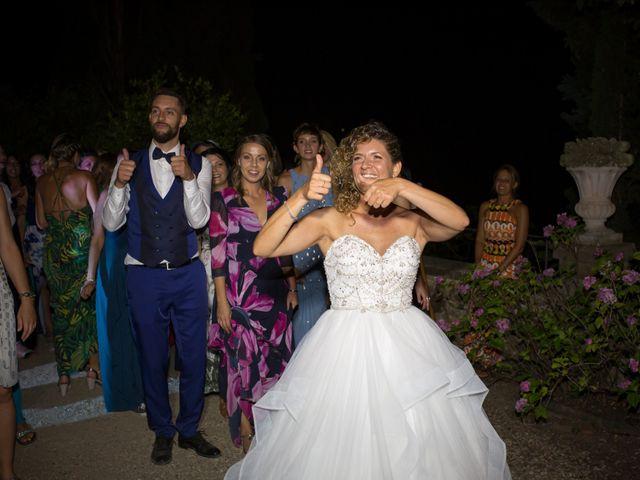 Il matrimonio di Lapo e Valentina a Fiesole, Firenze 135