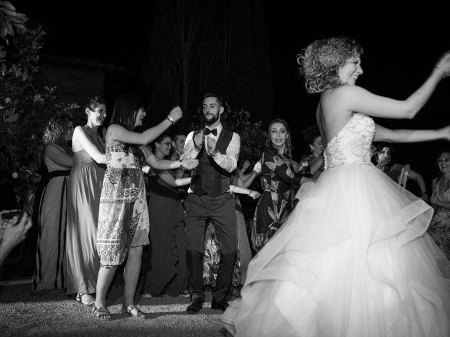 Il matrimonio di Lapo e Valentina a Fiesole, Firenze 137