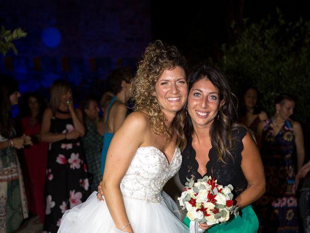 Il matrimonio di Lapo e Valentina a Fiesole, Firenze 149