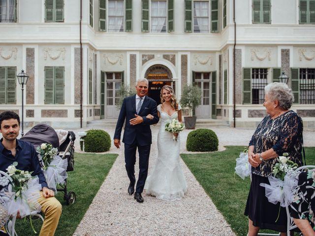 Il matrimonio di Simone e Erika a Morozzo, Cuneo 17
