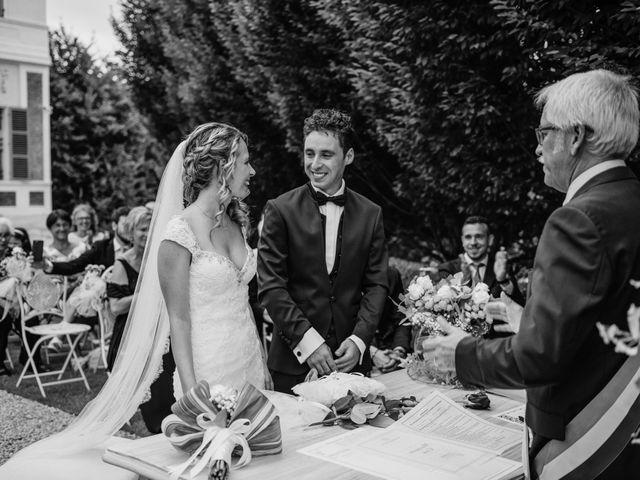 Il matrimonio di Simone e Erika a Morozzo, Cuneo 19