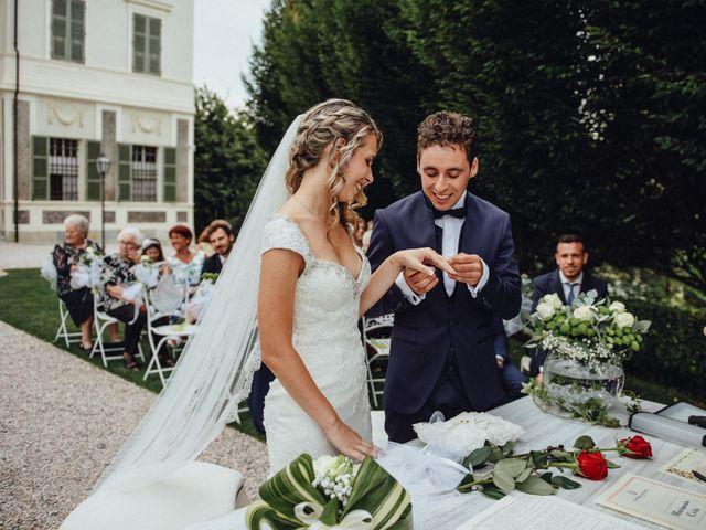 Il matrimonio di Simone e Erika a Morozzo, Cuneo 20