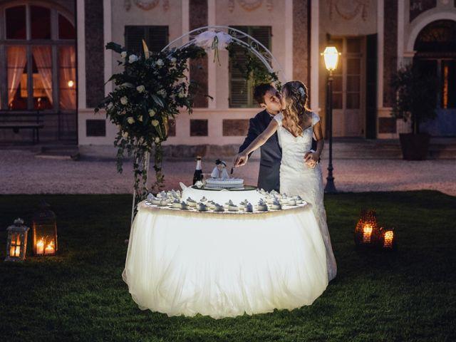 Il matrimonio di Simone e Erika a Morozzo, Cuneo 32