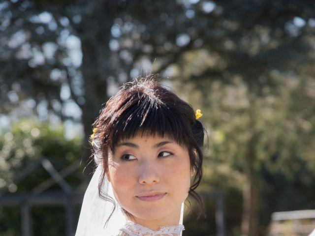Il matrimonio di Stefano e Kaori a Crescentino, Vercelli 3