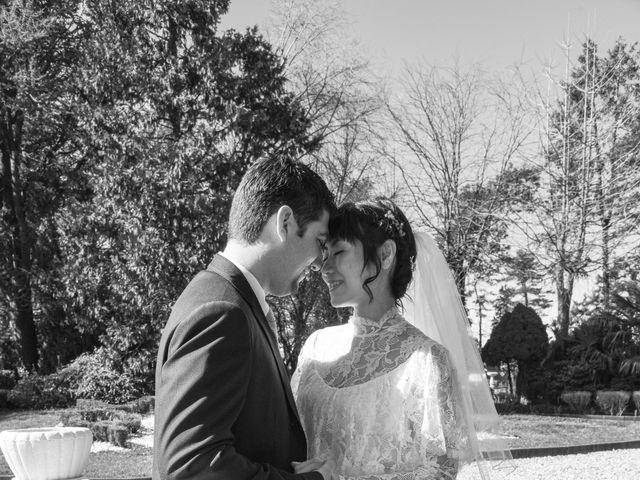 Il matrimonio di Stefano e Kaori a Crescentino, Vercelli 4