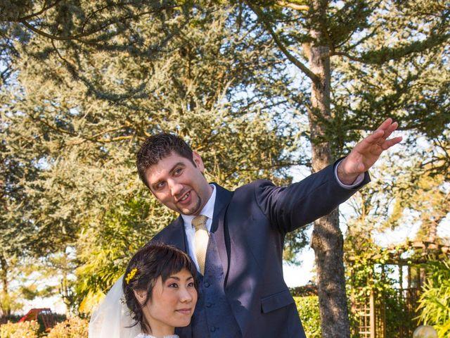 Il matrimonio di Stefano e Kaori a Crescentino, Vercelli 8
