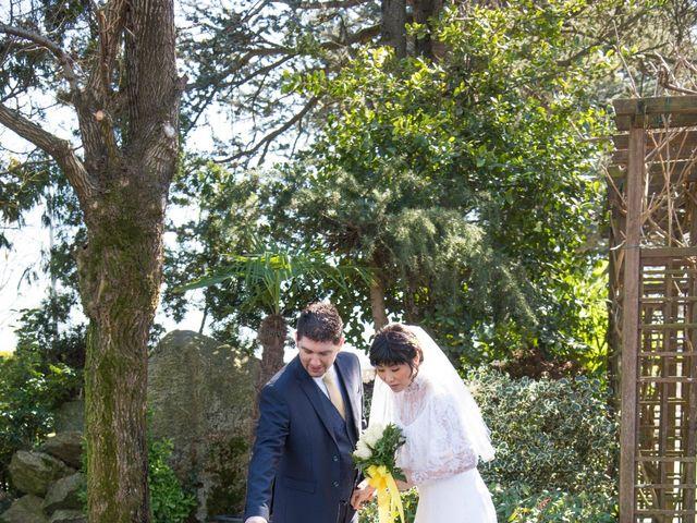Il matrimonio di Stefano e Kaori a Crescentino, Vercelli 10