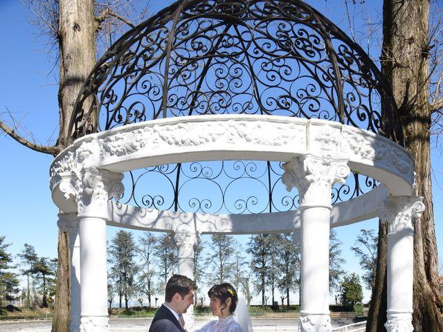Il matrimonio di Stefano e Kaori a Crescentino, Vercelli 13