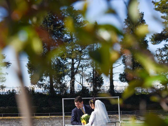 Il matrimonio di Stefano e Kaori a Crescentino, Vercelli 16