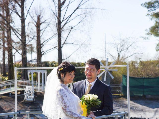 Il matrimonio di Stefano e Kaori a Crescentino, Vercelli 17