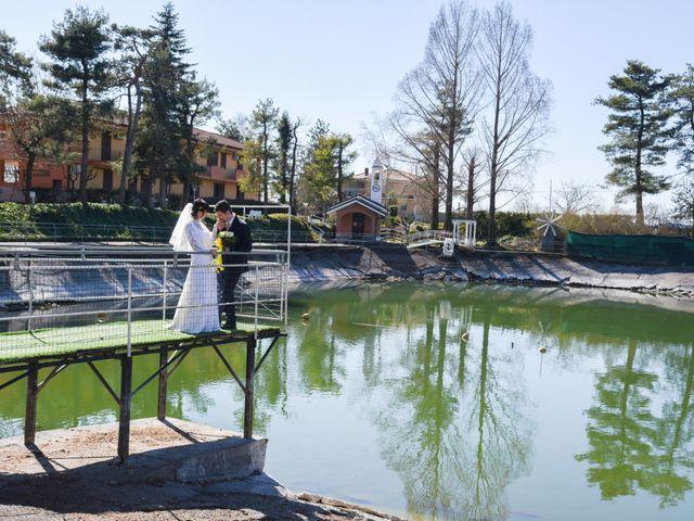 Il matrimonio di Stefano e Kaori a Crescentino, Vercelli 18