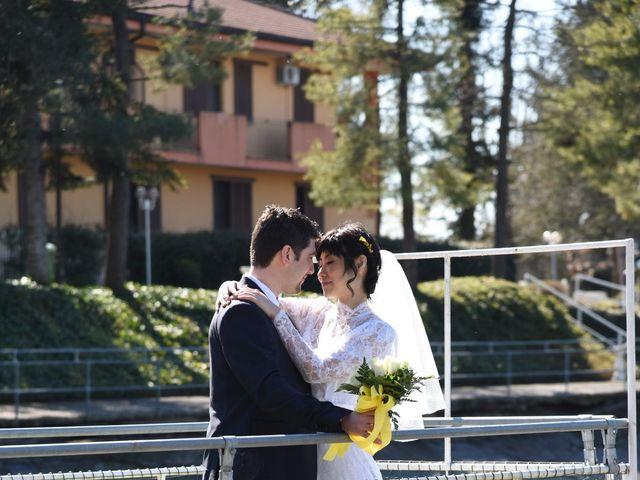 Il matrimonio di Stefano e Kaori a Crescentino, Vercelli 19