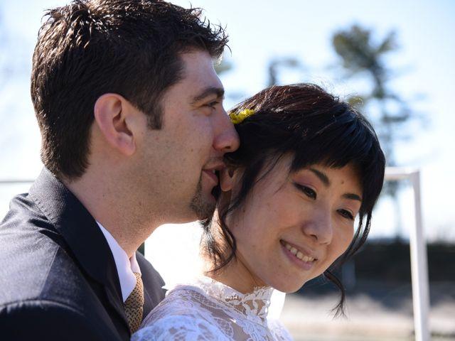 Il matrimonio di Stefano e Kaori a Crescentino, Vercelli 21
