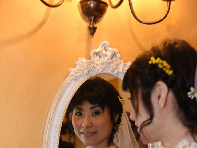 Il matrimonio di Stefano e Kaori a Crescentino, Vercelli 26