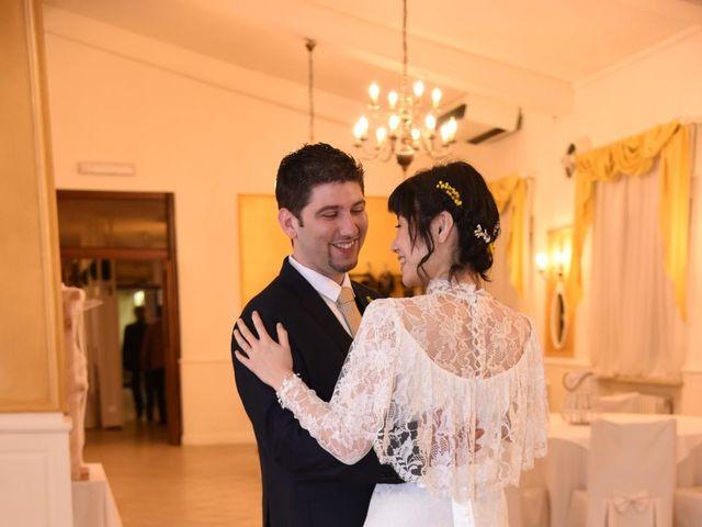 Il matrimonio di Stefano e Kaori a Crescentino, Vercelli 31