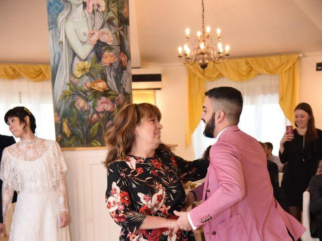 Il matrimonio di Stefano e Kaori a Crescentino, Vercelli 32