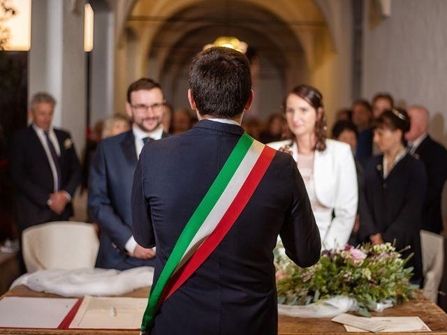 Il matrimonio di Simone e Patrizia a Colorno, Parma 6