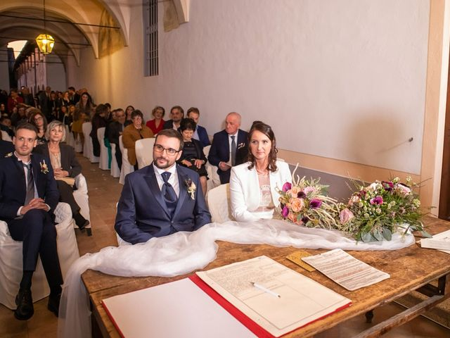 Il matrimonio di Simone e Patrizia a Colorno, Parma 12