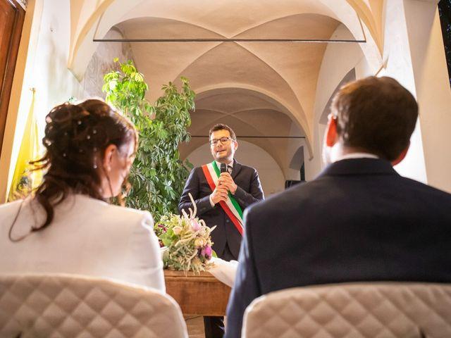 Il matrimonio di Simone e Patrizia a Colorno, Parma 18