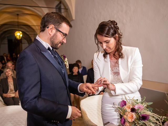 Il matrimonio di Simone e Patrizia a Colorno, Parma 21