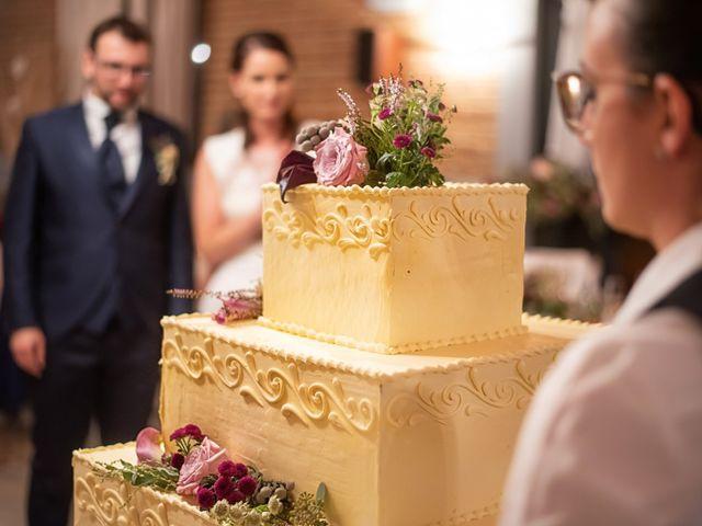 Il matrimonio di Simone e Patrizia a Colorno, Parma 43
