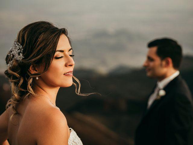 Il matrimonio di Carmelita e Carmelo a Pedara, Catania 1