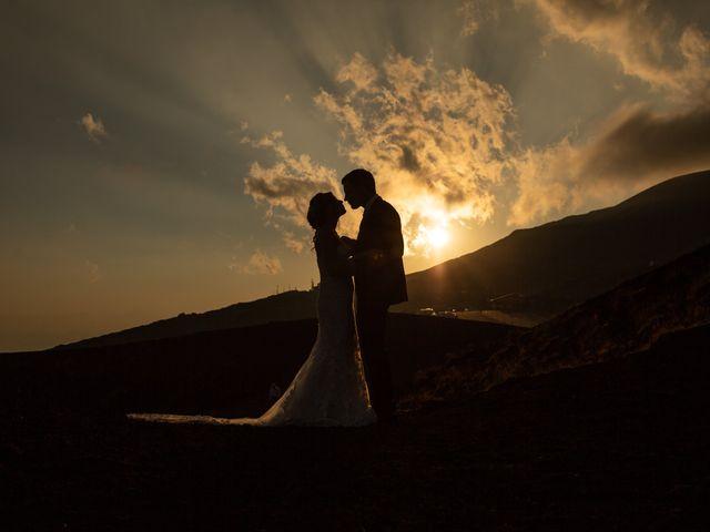 Il matrimonio di Carmelita e Carmelo a Pedara, Catania 5