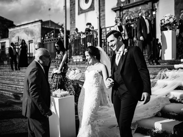 Il matrimonio di Carmelita e Carmelo a Pedara, Catania 9