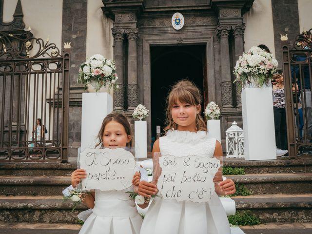 Il matrimonio di Carmelita e Carmelo a Pedara, Catania 14