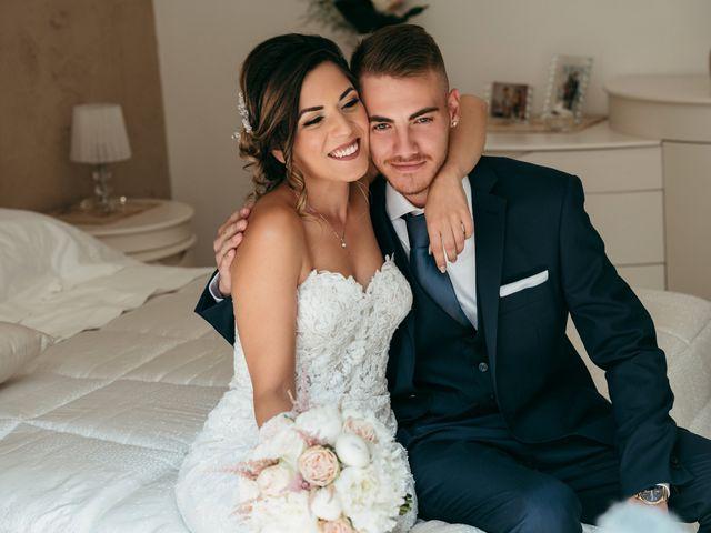 Il matrimonio di Carmelita e Carmelo a Pedara, Catania 38