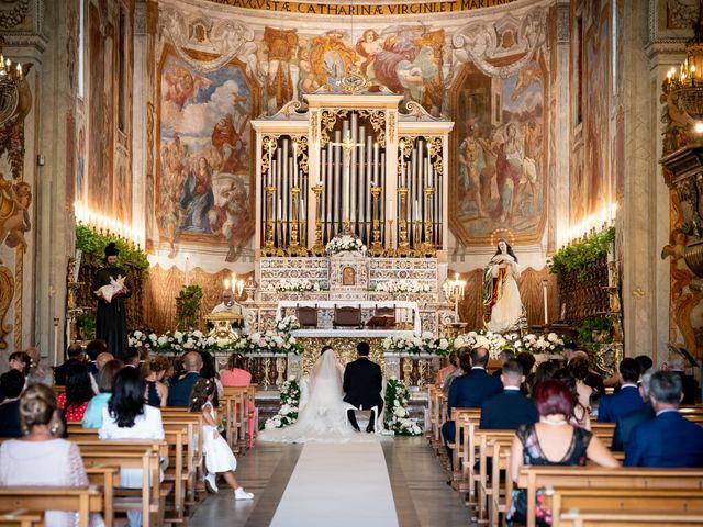 Il matrimonio di Carmelita e Carmelo a Pedara, Catania 42