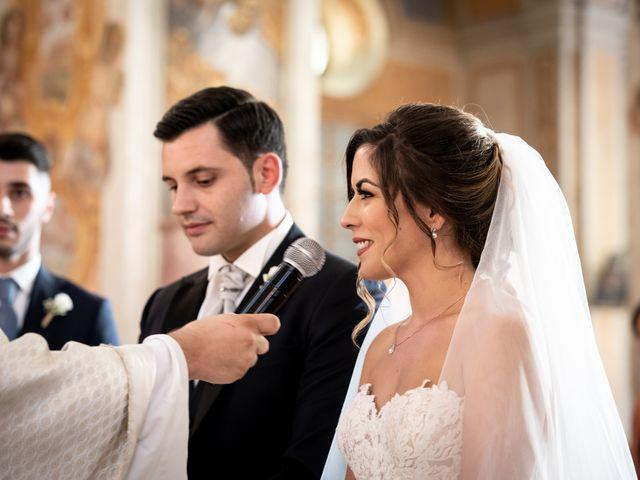 Il matrimonio di Carmelita e Carmelo a Pedara, Catania 43