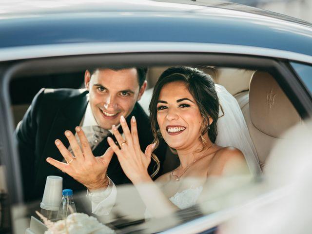 Il matrimonio di Carmelita e Carmelo a Pedara, Catania 47